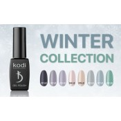 Gel polish 8 ml Winter Series